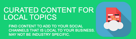 Curated Content on Local Topics