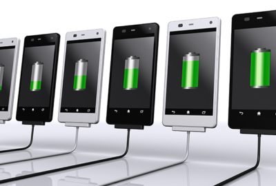 SmartPhone Charging Station