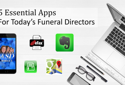 5 Essential Apps for Funeral Directors